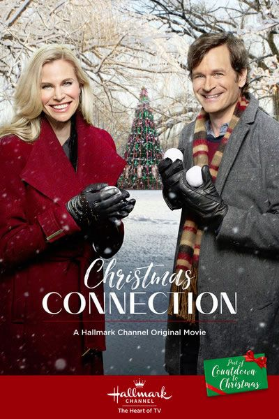 Christmas Connection (2017) Brooke Burns stars as Sydney, a