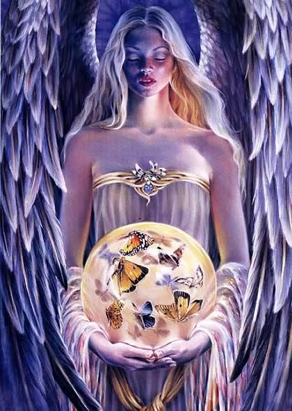 Pin by Lily Garcia on Angeles   Angel, Fairy angel, I