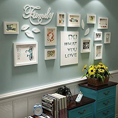 Bilderrahmen Collage Brief Pastoralen Schlafzimmer Wohnzimmer Massivholz Kreative Kreative Foto Wand Ornament Rahmen Wall Collage Decor Decor Family Wall Decor