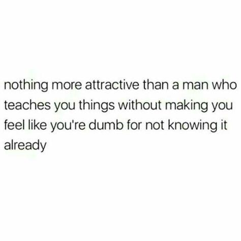 Dit is inderdaad waar, als een man je in jullie relatie dingen bijleert zonder dat jij je daarna slecht voelt, dit is waar een relatie ook Om draait