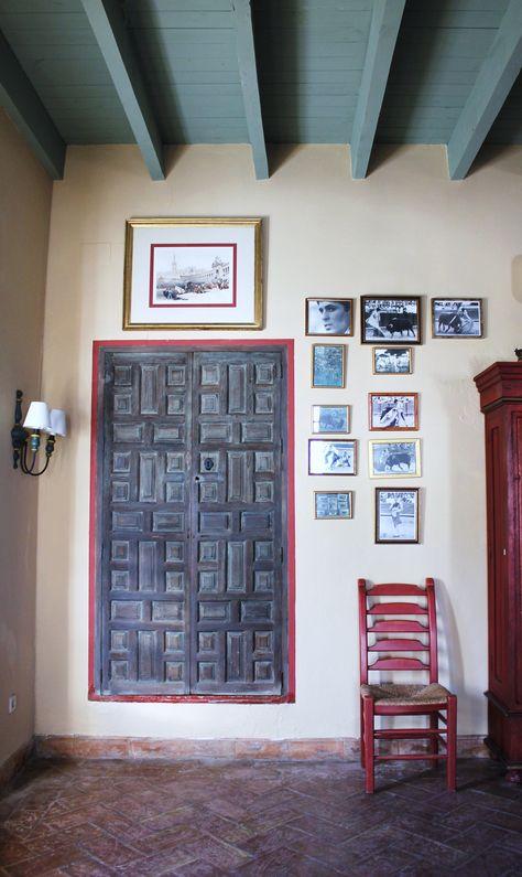 hotel hacienda oran, utrera, sevilla | barroco sevillano