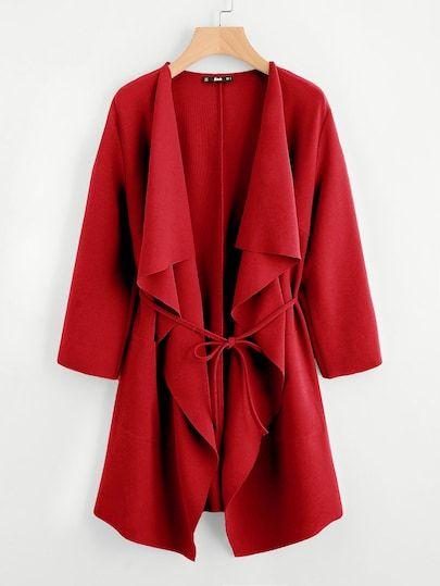 Pin på Red color fashion