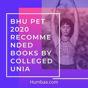 Bhu Pet 2020 Recommended Books By Collegedunia In 2020 Book Recommendations Good Books Books