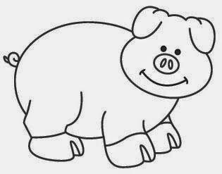 Desenhos De Animais Para Pintar Colorir Imprimir Animais Para
