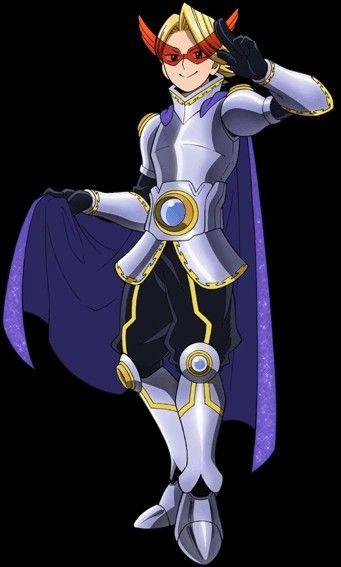 Laser Hero Yuga Aoyama Quirk Navel Laser Hero Academia