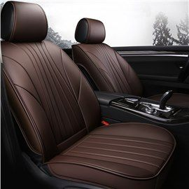 Elegant Square Patterned Sofa Design Maximum Comfrot Pure Colored Universal Car Seat Covers Beddinginn Co Leather Car Seat Covers Leather Car Seats Car Seats