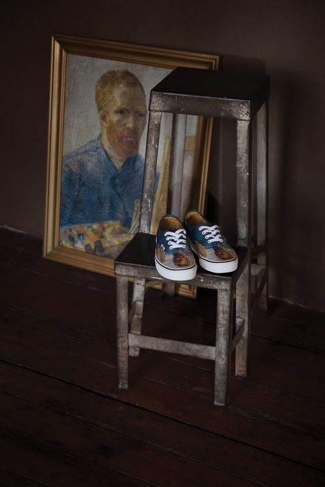 a4b4b15a194bce Vans Partners With The Van Gogh Museum To Create New Clothing Line And  We re In Love With The Shoes