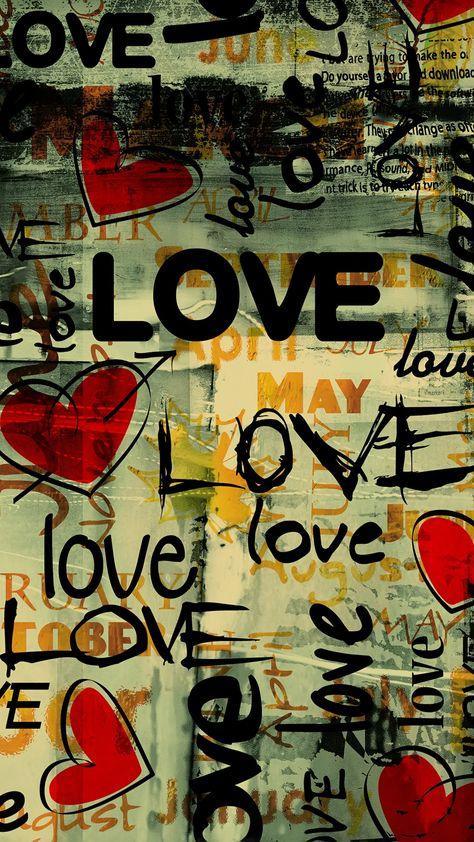 Love Mobile HD Wallpaper