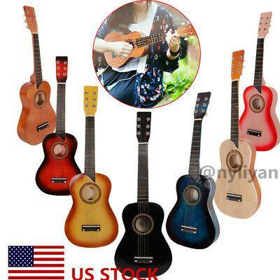 Us 25 Acoustic Guitar 6string Pick Children Beginners Guitar Acoustic Guitar Acoustic