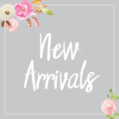 Our inventory is blooming spring - check out our new arrivals! #NewArrivals  #shopreclaimed #reclaimedbrands  To shop online, follow the link below.