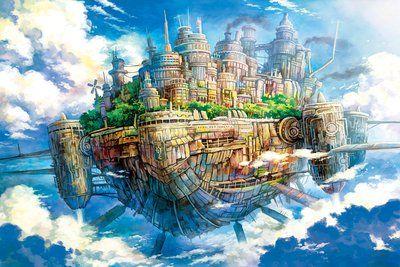 Ingooood Jigsaw Puzzle Imagination