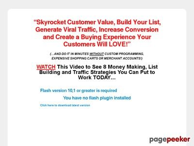 Wp Viral Payments  Click Order Form Upsells Build Your List