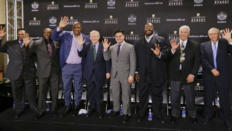49ers' Haley, Raiders' Brown among 8 voted into Hall of Fame