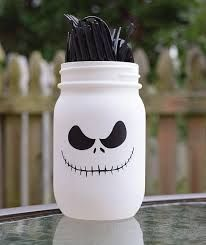 Image Result For Diy Nightmare Before Christmas Mason Jars