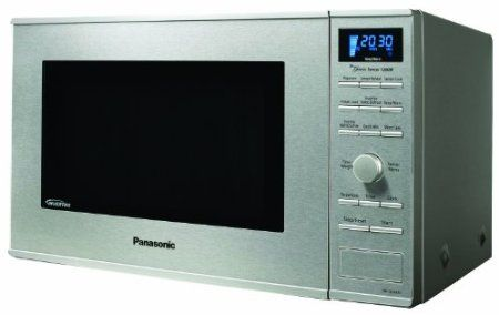 Amazon Com Panasonic Nn Sd681s Genius Prestige 1 2 Cuft 1200 Watt Sensor Microwave Countertop Microwave Oven Countertop Microwave Best Countertop Microwave