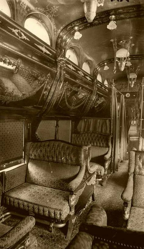 Pullman Car Interior Abandoned Places Pullman Train Old Photos