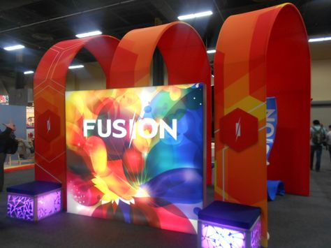 What's new in trade show exhibits at Exhibitor