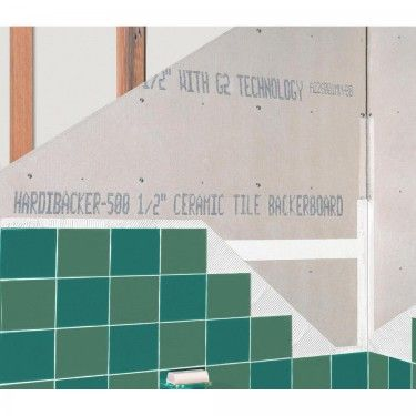 12mm Hardiebacker 500 Fibre Cement Tile Backer Board 1200mm X 800mm 4 X 2 6 Backerboard Protecting Your Home Mold Exposure