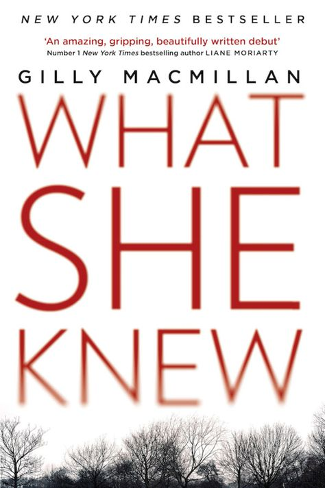 What She Knew (eBook)