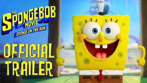 'THE SPONGEBOB MOVIE' COMES TO THEATERS NEXT YEAR!