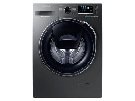 Samsung Ww90k6410qx Ecobubble 1400rpm 9kg Addwash Washing Machine
