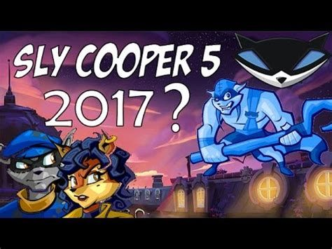 sly cooper movie release