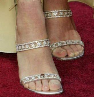 $2million Stuart Weitzman Cinderella