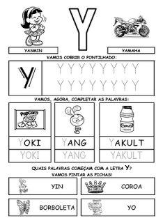 Alfabeto Pontilhado Bau De Atividades Atividades De