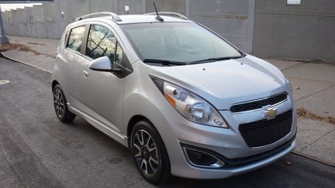 2013 Chevrolet Spark 2lt Automatic Review Small In Size Big In