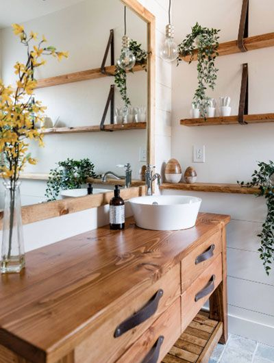41 Small Master Bathroom Design Ideas Bathroom Farmhouse Style Small Master Bathroom Bathroom Styling
