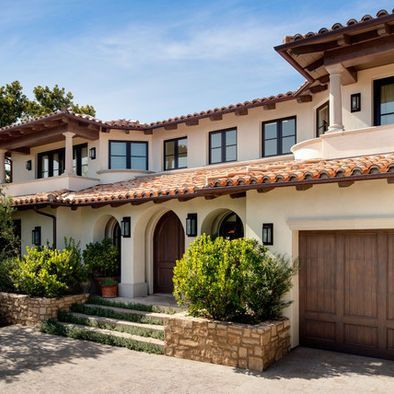 House Exterior Colors Spanish Style Roof Best Of Mediterranean Home Mediterranean Homes Exterior Mediterranean Style Homes Spanish Style Homes