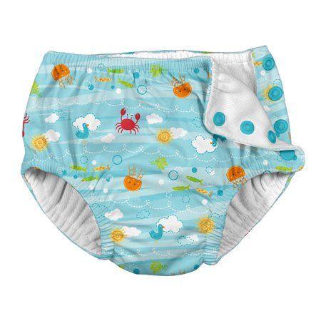 Swim Diaper assorted patterns