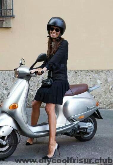 VespaVespagirls Heels Motorroller Und VespaVespagirls Motorroller Heels Und Und High High VespaVespagirls Heels High f7b6Yyg