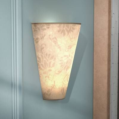 Gaia 1 Light Led Battery Powered Flush Mount Sconces Wall Lights Wireless Wall Sconce