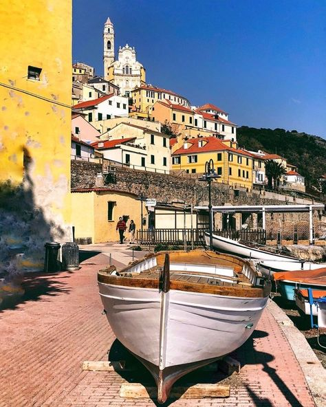 "Visit Riviera on Instagram: ""Immagina di essere qui ora: Cervo ••• 📍 #Cervo, #Liguria, #Italy 📷 @georgelucky1973 ••• #iloveliguria #ligurie #ligurien #italia #italie…"""