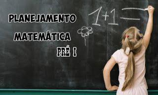 Planejamento Com Atividades Matematica Educacao Infantil Com