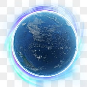 Blue Planet Light Effect Universe Stereoscopic Earth Png Transparent Clipart Image And Psd File For Free Download Stereoscopic Light Effect Lights Background