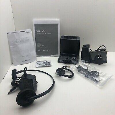 Ad Ebay Link Plantronics Cs540 Hl10 Headset With Lifter Plantronics Wireless Headset Headset