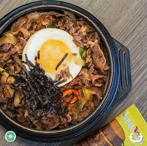 Wisata Kuliner Makanan Korea Halal Mujigae Korean Resto Di
