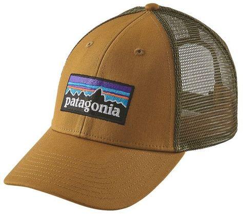 62971628ac7c4 Patagonia P-6 LoPro Trucker Hat