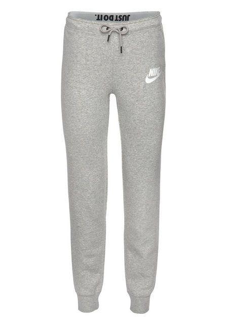 Jogginghose »NSW RALLY PANT TIGHT« | Nike jogginghose damen ...