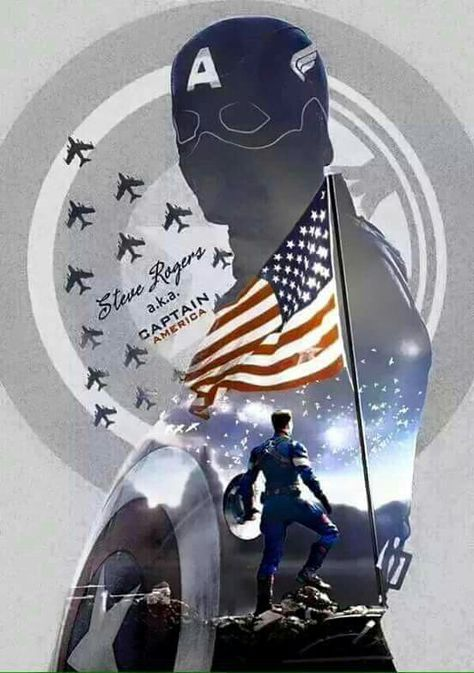 Captain America wallpaper.