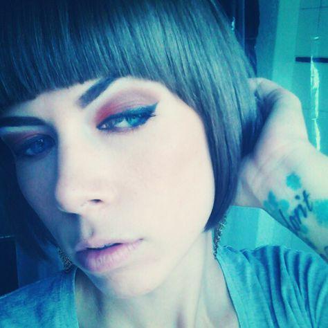 makeup artist portfolio cat eyes 38 ideas