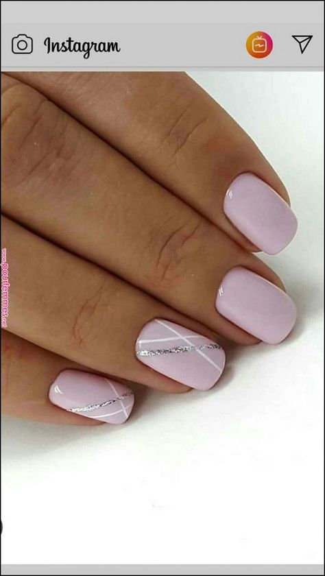 142 top class bridal nail art design for spring inspiration page 08 in 2019   Nails   Nail designs, Gel nails, Bridal nail art « Pour Femmes