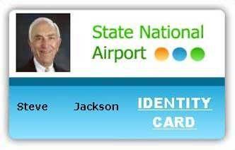 Employee Id Card Template 364 Employee Id Card Id Card Template Card Template