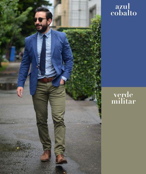 17 Combinaciones De Color Que Todo Hombre Puede Usar Pantalones De Vestir Hombre Combinacion De Ropa Hombre Ropa Casual Hombres