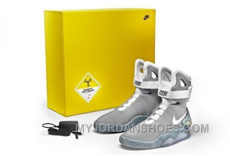 Nike Air Mag Back To The Future Limited Edition Shoes New Release
