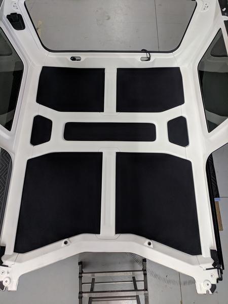 2018 2020 Jeep Wrangler Jl 4 Door Hard Top Headliner Kit