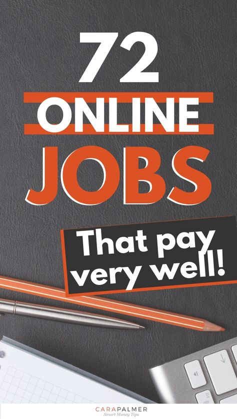 72 High Paying Online Jobs Without An Investment In 2021