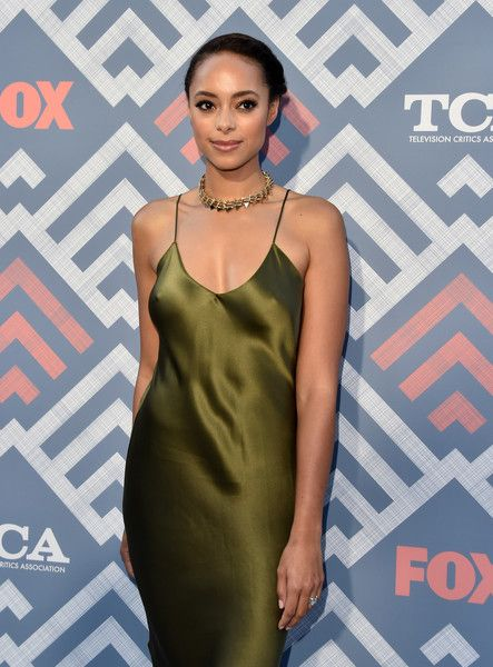 Amber Stevens West attends the FOX 2017 Summer TCA Tour after party.